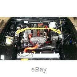 Course De Radiateur En Alliage D'aluminium Mazda Mx5 / Turbo / Voie Eunos Roadster- Mk1