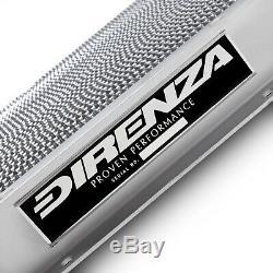 Direnza 40mm Alliage Race Sport Radiateur Rad Pour Mg Tf Mgtf 115 120 135 160 5/2
