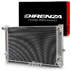 Direnza 40mm Alliage Radiateur Rad Pour Audi A4 B5 S4 2,4 2,6 2.7t Quattro 2.5tdi
