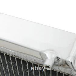 Direnza 42mm Aluminium Sport Radiator Rad Pour Mitsubishi Pajero Shogun 2.5 2.8