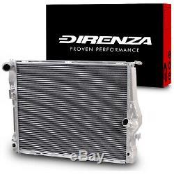Direnza Alliage Sport Radiateur Rad Pour Bmw 1 Série 3 E81 E82 E87 E88 E90 E91 E92