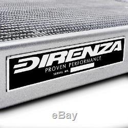 Direnza En Alliage D'aluminium Race Radiateur Rad Pour Audi A4 A6 S4 S6 1.8t 1.9tdi Turbo