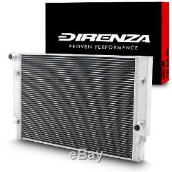 Direnza Radiateur Alliage 40mm Rad Pour Volkswagen Vw Golf Mk7 2.0 R Gti Gtd Tsi 13+