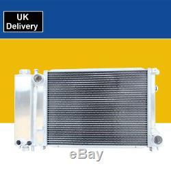 En Alliage D'aluminium De Radiateur Convient Bmw 3 5 Series E30 E36