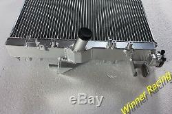 En Alliage D'aluminium De Radiateur Jeep Wrangler Jk 3.8l 3.6l 2007-2017 56mm De Base