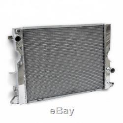 En Alliage D'aluminium Race Convient Radiator Land Rover Defender Td5 2.5 Td4 2.2 2.4 98-06