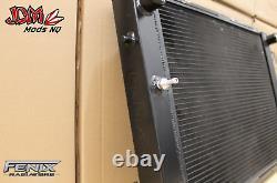 Fenix Alloy Complet Stealth Holden Commodore Radiator Vl/vn/vp/vr/vs V8 Automatique