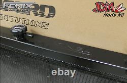 Fenix Alloy Radiator Stealth Series Combinaisons Nissan Gu Patrol 4.8 Tb48de Essence