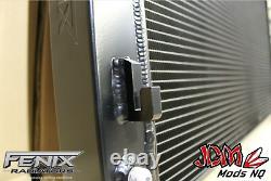 Fenix Full Alliage Stealth Series Combinaisons Holden Commodore Radiator Vt-vx Ls1