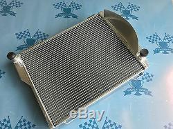 Fit Austin Healey 3000 1959-1967 / 100-6 1956-1959 Radiateur Entièrement En Aluminium