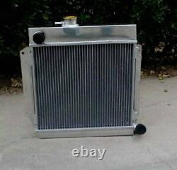 Fit Bmw E10 2002/1802/1602/1600/1502 Tii/turbo Mt Radiateur En Alliage D'aluminium