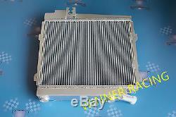 Fit Bmw E21 320 323i Alpina C1 / E21 2.3i M20 1979-1982 Mt 56mm Radiateur