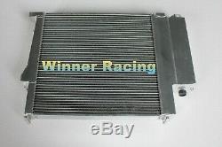 Fit Bmw E36 316i 318i 320/325 / 323 / 328i M40 / 42/44/50 Mt 91-99 De Radiateur En Aluminium