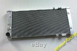 Fit Corrado G60 Volkswagen 1.8l 16v Withac. M / T 42mm Alliage D'aluminium De Radiateur