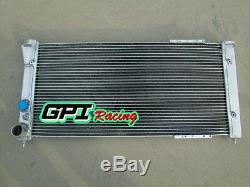 Fit Corrado G60 Volkswagen 1.8l 16v Withac. M / T Alliage D'aluminium De Radiateur