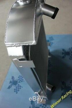Fit Ford Modèle A 1928-1929 Radiateur En Alliage D'aluminium, Sans Liquide De Refroidissement Perdu