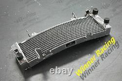 Fit Honda Vfr400r Nc30 1989-1996 1995 Radiateur En Alliage D'aluminium &tuyau En Silicone