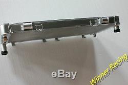 Fit Toyota Mr2 Aw11 1.6l 4 Agel M / T 1984-1989 1985 40mm Radiateur En Aluminium