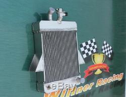 Fit Triumph Gt6 1966-1973 En Alliage D'aluminium De Radiateur 70mm De Base 1967 1968 1969 1970
