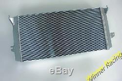 Fit Tvr Cerbera / Chimaera / Griffith V8 Moteur En Alliage D'aluminium Radiateur 50mm
