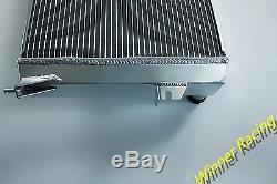 Fit Tvr Cerbera / Chimaera / Griffith V8 Moteur Radiateur Aluminium 50mm
