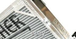 Fletcher Bmw Mini Cooper S R52/r53 Radiateur Twin Core Alliage En Aluminium