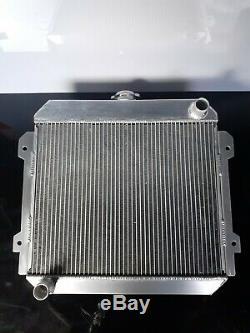 Ford Capri 2.8 Radiateur En Aluminium