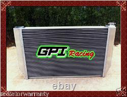 Ford Falcon V8 3 Core Radiateur En Alliage D'aluminium De 56 MM