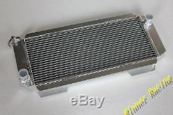 Ford Fiesta I Mk1 0.9l / 1.1l M / T 1976-1983 1977 1978 Radiateur En Aluminium De 40mm