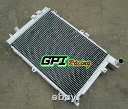 Gpi Pour 2row Opel Vauxhall Calibra Turbo C20let Aluminium Radiateur