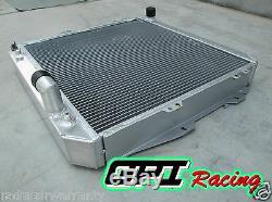 Haut-par Radiateur D'alliage D'aluminium Pour Pour Toyota Hilux Ln106 Ln111 Diesel 88-97
