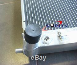 Haute Par Radiateur En Alliage D'aluminium Ford Falcon Ba Bf V8 Xr8 Xr6