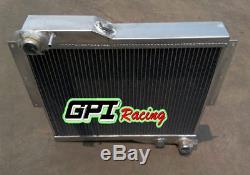 Haute Performance Robuste En Alliage D'aluminium Radiateur Mg Gt V8 1973-1976 Mgb