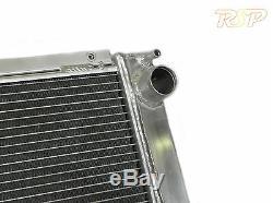 Kit Universel Piste De Course V6 V8 4x4 Voiture Alliage Radiateur Rad Taille De L'âme 672x388x42mm
