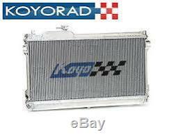 Koyo Alliage Racing Radiateur Pour Nissan Skyline Ecr33 Gtst Rb25det Hh020442