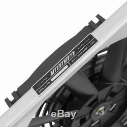 Le Kit De Carénage De Ventilateur De Radiateur En Alliage Mishimoto Est Compatible Avec Les Modèles Skyline R33 Gts-t, Gtr / R34 Gt-t