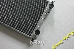 Le Radiateur D'alliage D'aluminium A Adapté Alfa Romeo 155 Q4 Ar 67203 2.0l 16v Turbo M / T