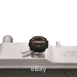 Le Radiateur De Course En Alliage Mishimoto X-line Est Adapté À La Mazda Mx-5 Mk1 1990-1997