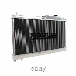 Le Radiateur En Alliage D'aluminium Tegiwa Convient À Subaru Impreza Grb Wrx Sti Hatch 07+