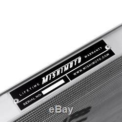 Le Radiateur En Alliage De Mishimoto Est Adapté À La Honda CIVIC Type R Ep3 2001-2005