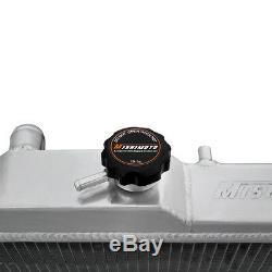Le Radiateur En Alliage De Mishimoto Est Adapté À La Mazda Mx5 Na 1989-1997