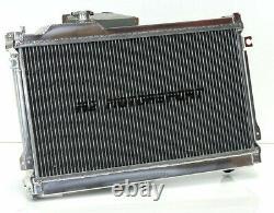M2 Mazda Mx5 Mk1 Na 1.6 1990-97 Twin Core Tig Aluminium Alloy Radiator Z3598
