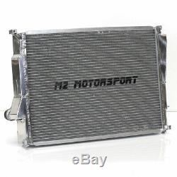 M2 Motorsport Bmw Serie 3 E46 2001-06 Racing En Alliage D'aluminium Radiateur Rad Y3611