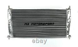 M2 Motorsport Ford Focus Mk2 Rs305 Rs350 St225 En Alliage D'aluminium De Radiateur Y3727