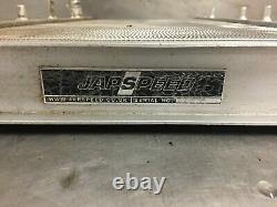 Mazda Mx5 Mk2 Mk2.5 Nb Nbfl 98-05 1.6 1.8 Alloy Japspeed Radiator Aluminium Rad