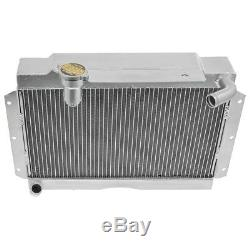 Mga Radiateur En Aluminium 1955-1962 Alliages De Haute Qualité Cap Bouchon De Vidange 456-051