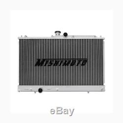 Mishimoto Alliage Convient Radiateur Mitsubishi Lancer Evo 7/8/9 2001-2007
