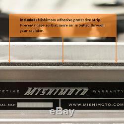 Mishimoto Alliage De Ventilateur De Radiateur Suaire Kit S'intègre Nissan 200sx S13 1989-1995