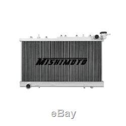 Mishimoto En Alliage D'aluminium De Radiateur Pour Nissan Pulsar Gtir 91-99 Manuel Sr20