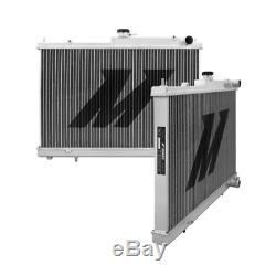 Mishimoto Radiateur En Aluminium Convient Nissan Skyline R34 Gtr Rb26dett